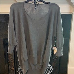Authentic O'Neill 3/4 sleeve dolman sweater!! New
